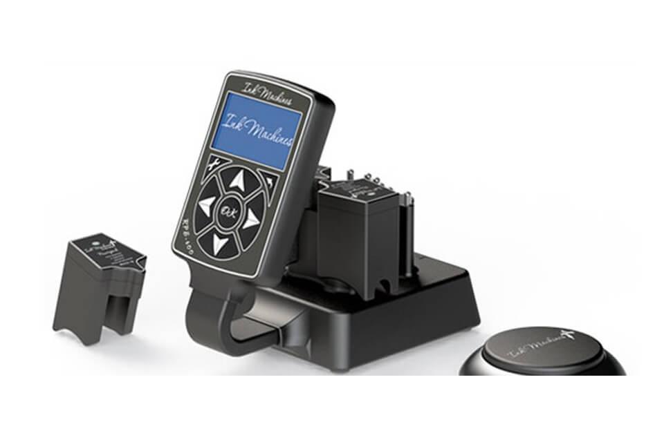 3.7V LiPo Battery 1200mAh for Wireless Tattoo Machines