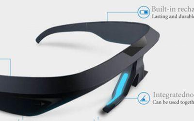 Lipo Battery LP401230 110mAh 3.7V for Smart sleep glasses
