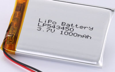 Best LiPo Battery 3.7V LP543450 1000mAh for Your Device