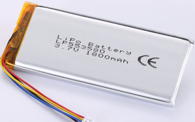 LP553580 LiPo Battery 3.7V 1800mAh Made by Quality Manufacturer