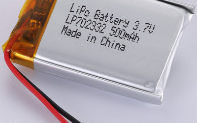 Select Best LiPo Battery LP702332 500mAh 3.7V