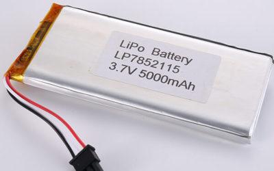 LiPo Battery LP7852115 3.7V 5000mAH Popular Seller Rechargeable Battery