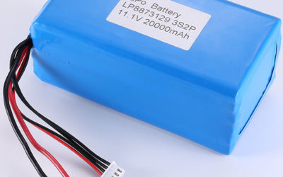 Rechargeable 3.7V LiPo Battery Packs LP8873129 20000mAh