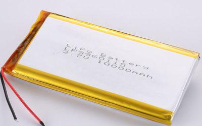 Rechargeable LiPo Battery 3.7V LP9960115 10000mAh Hot Seller